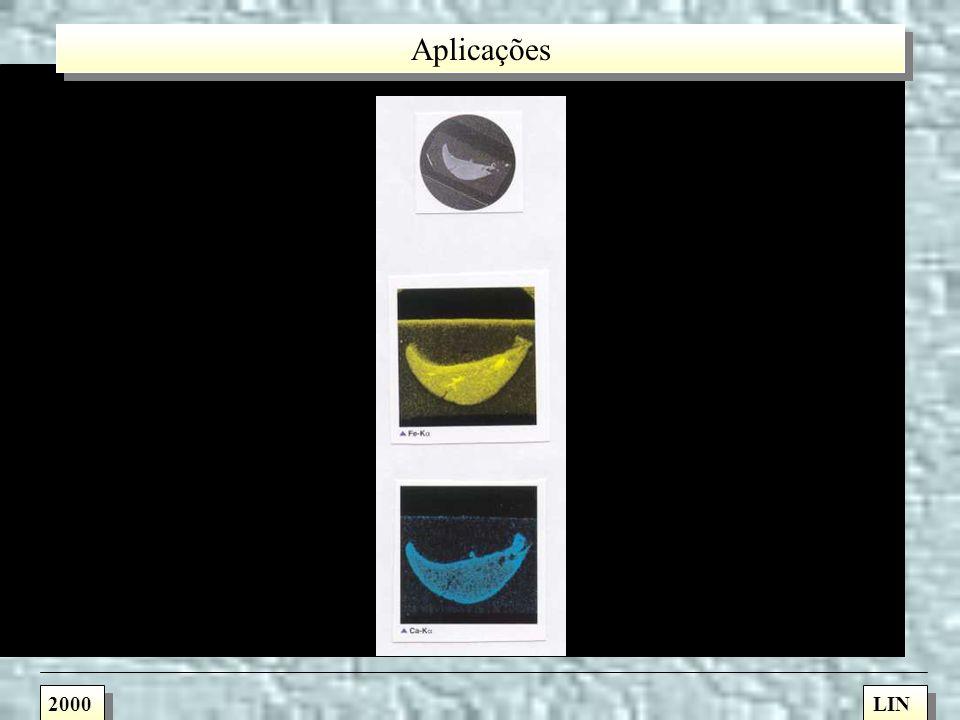 Aplicações 2000 LIN