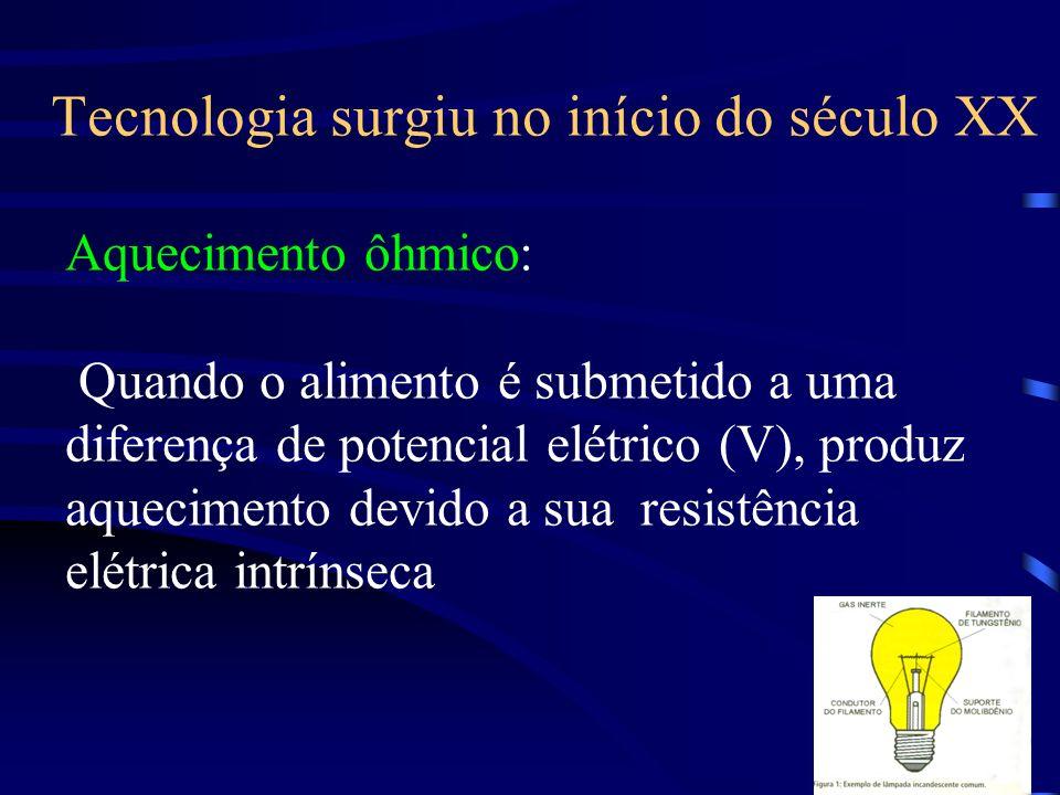 Tecnologia surgiu no início do século XX