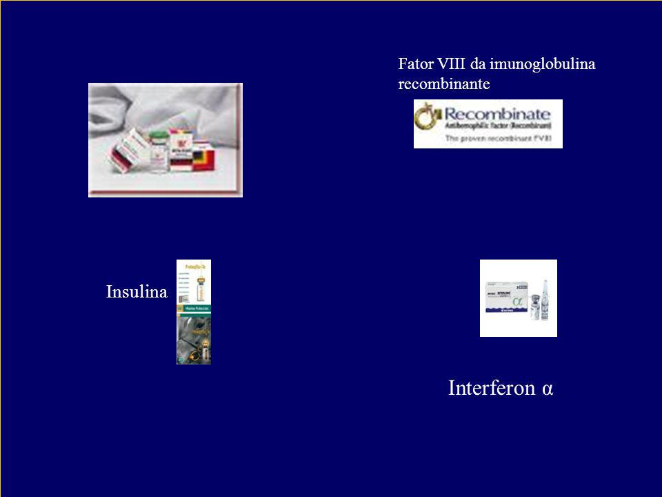 Fator VIII da imunoglobulina recombinante