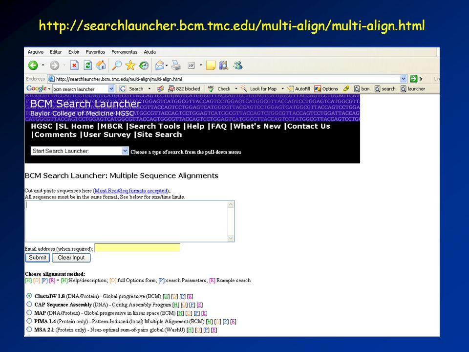 http://searchlauncher.bcm.tmc.edu/multi-align/multi-align.html