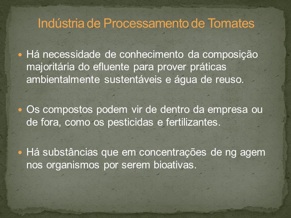 Indústria de Processamento de Tomates