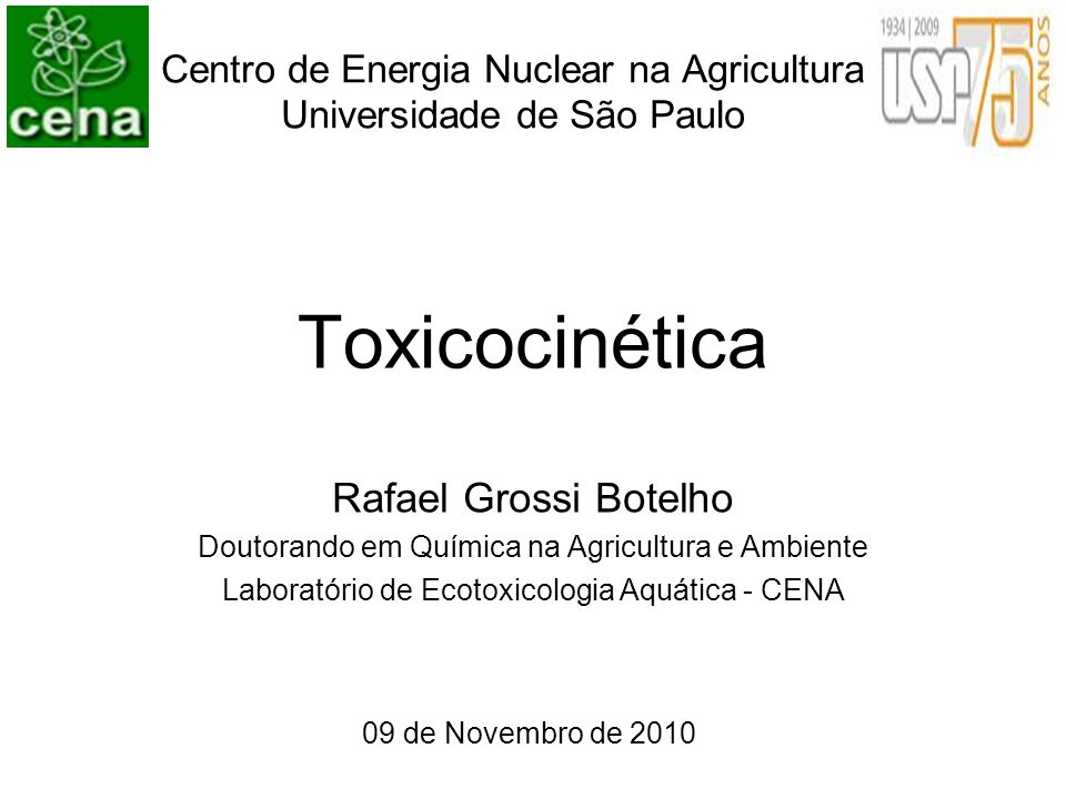 Centro de Energia Nuclear na Agricultura Universidade de São Paulo