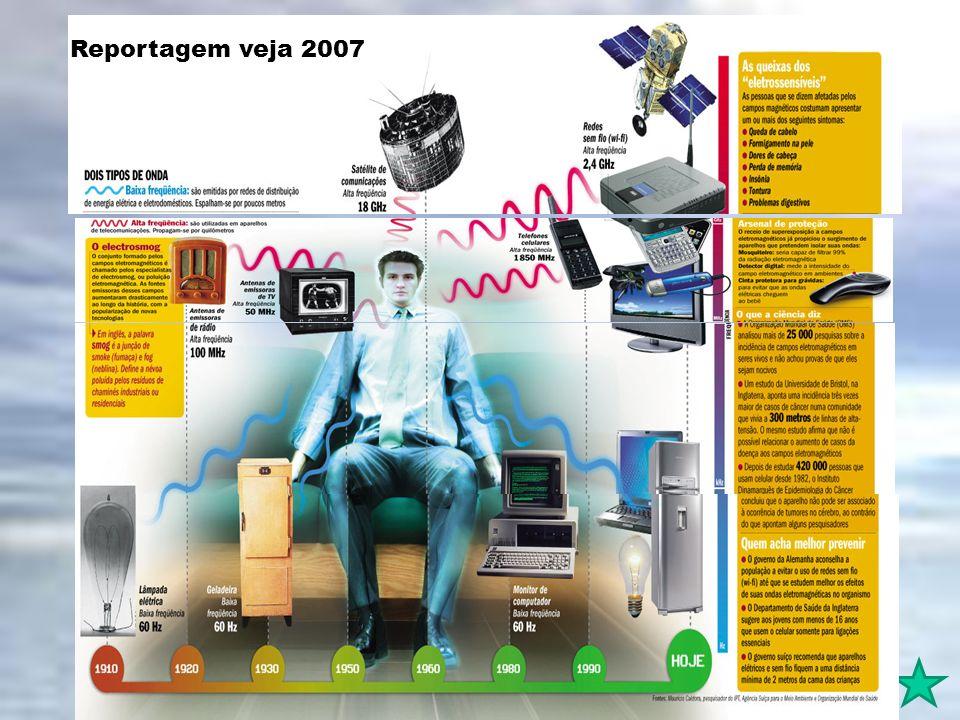 Reportagem veja 2007