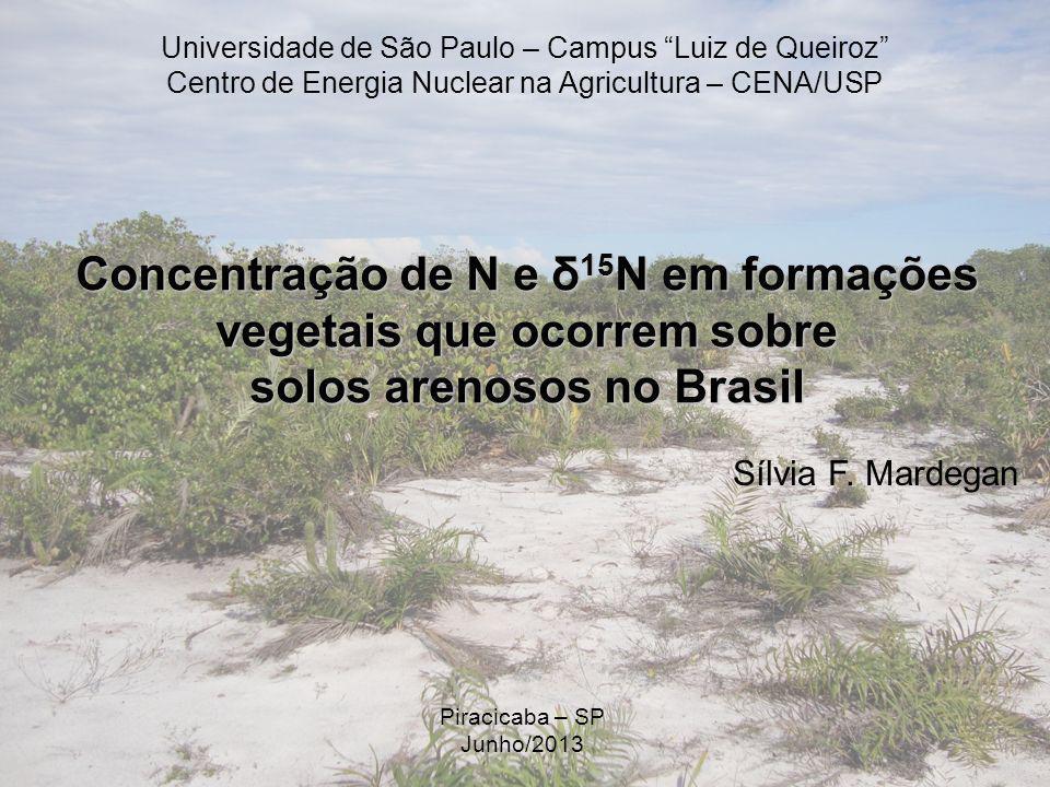 Universidade de São Paulo – Campus Luiz de Queiroz