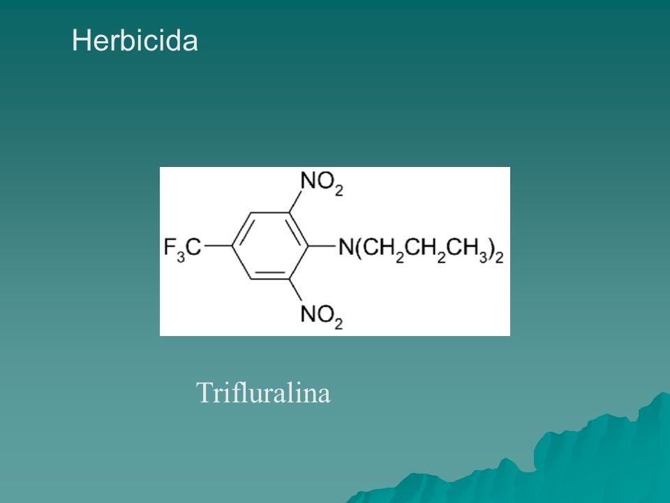 Herbicida Trifluralina
