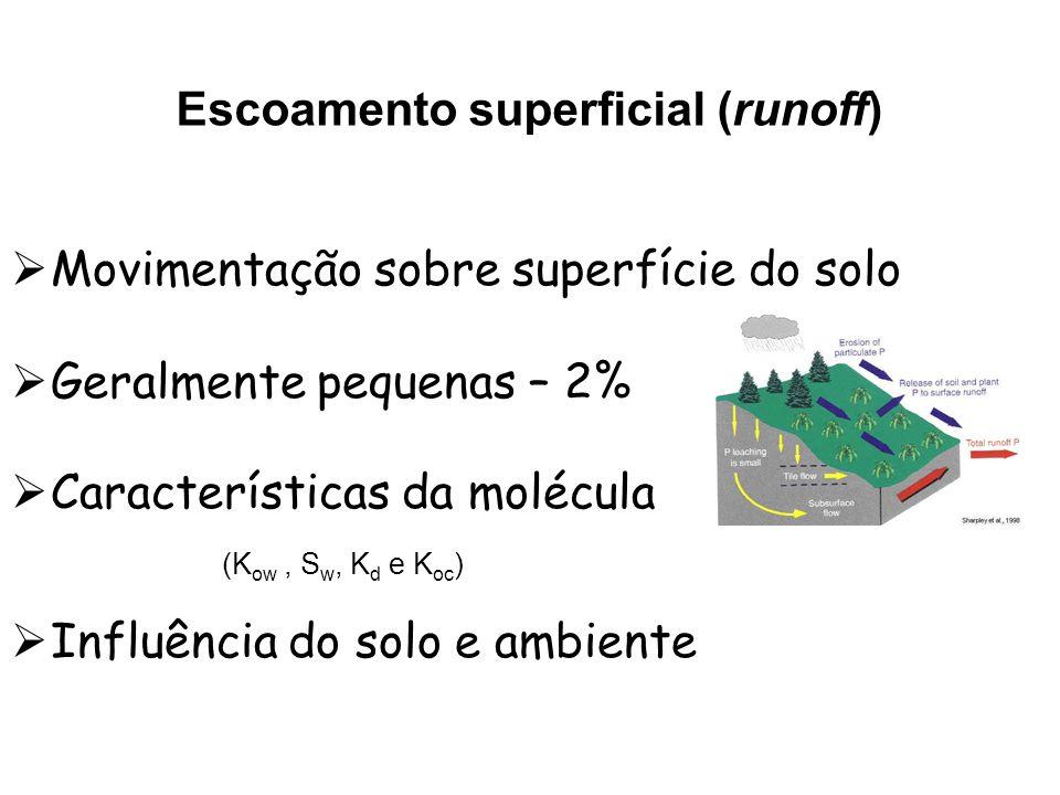 Escoamento superficial (runoff)