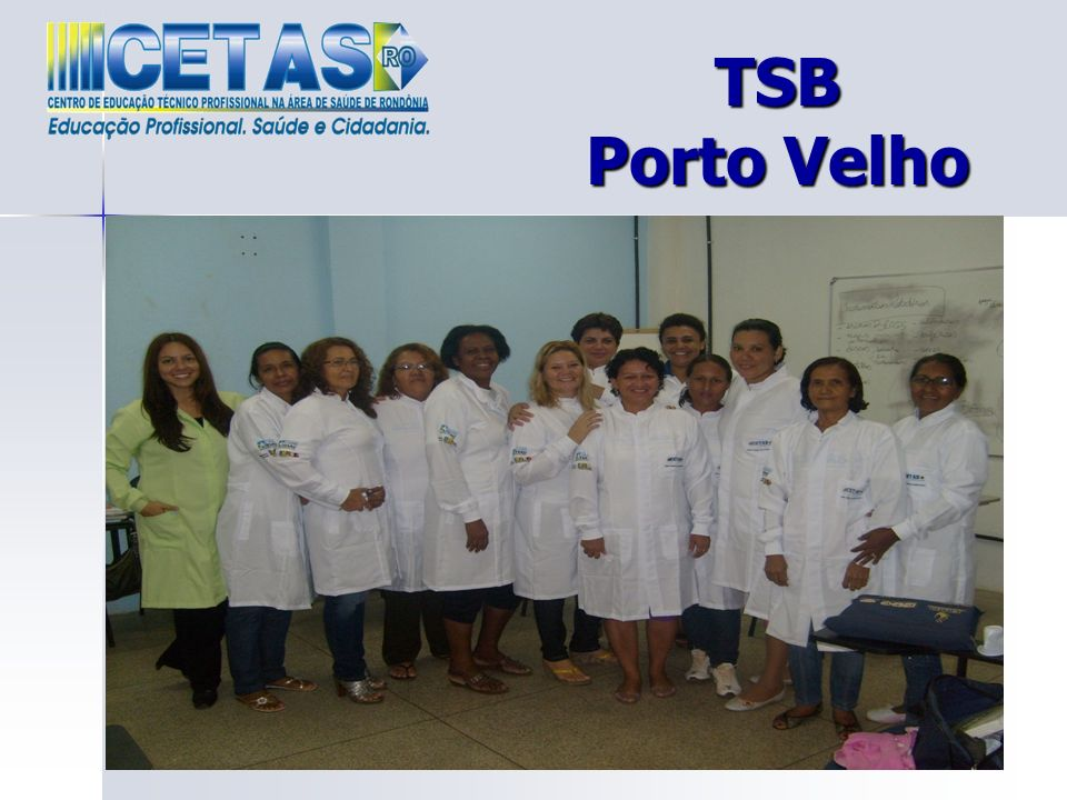 TSB Porto Velho