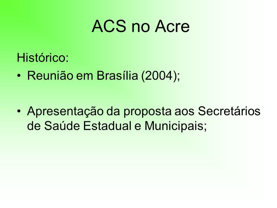ACS no Acre Histórico: Reunião em Brasília (2004);
