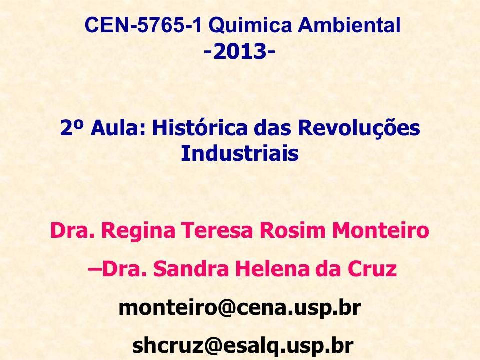 CEN-5765-1 Quimica Ambiental -2013-