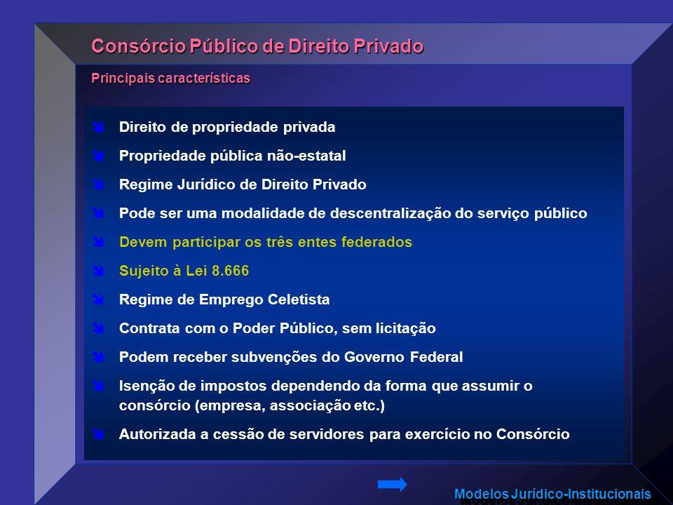Consórcio Público de Direito Privado