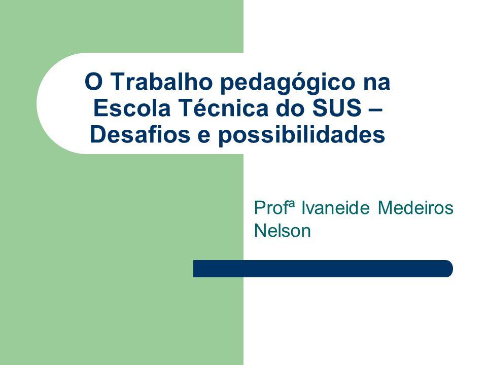 Profª Ivaneide Medeiros Nelson