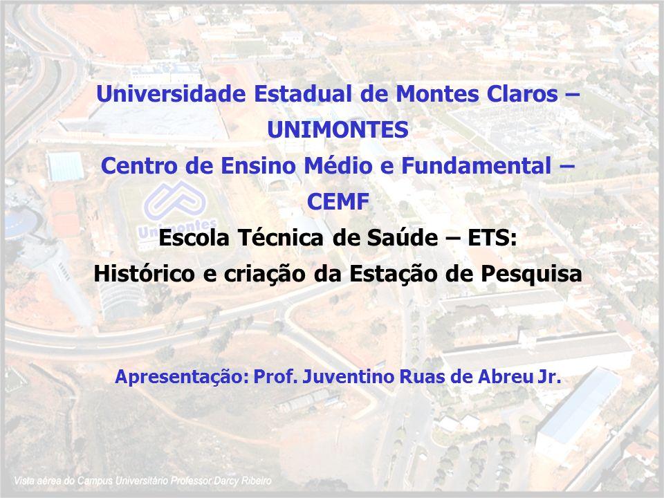 Universidade Estadual de Montes Claros – UNIMONTES