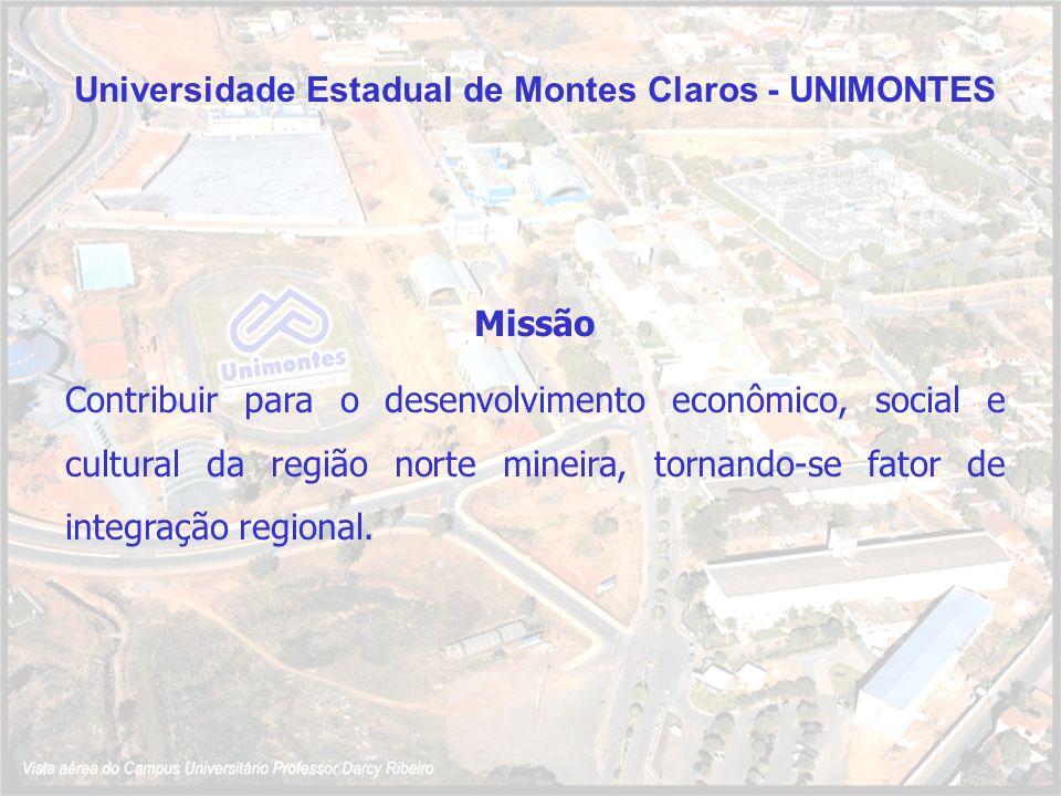 Universidade Estadual de Montes Claros - UNIMONTES
