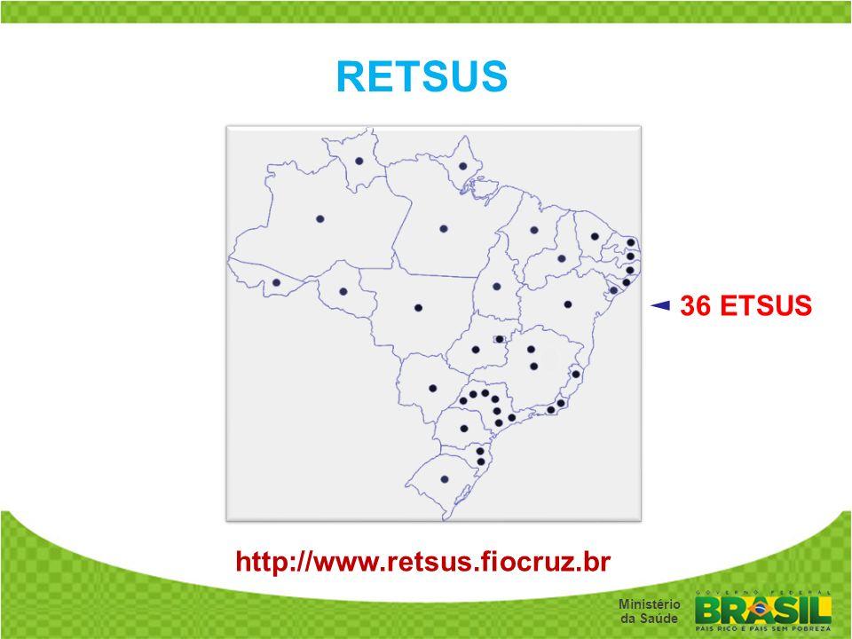 RETSUS ◄ 36 ETSUS http://www.retsus.fiocruz.br