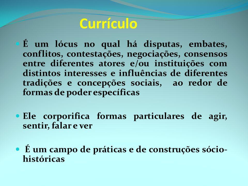 Currículo