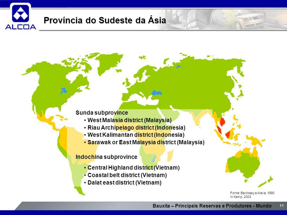 Província do Sudeste da Ásia