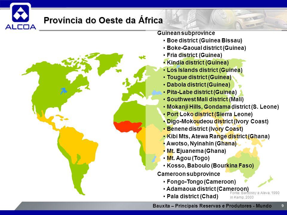 Província do Oeste da África