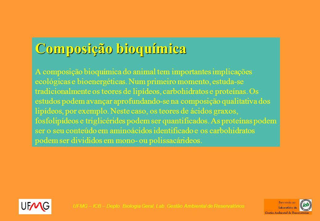 Composição bioquímica