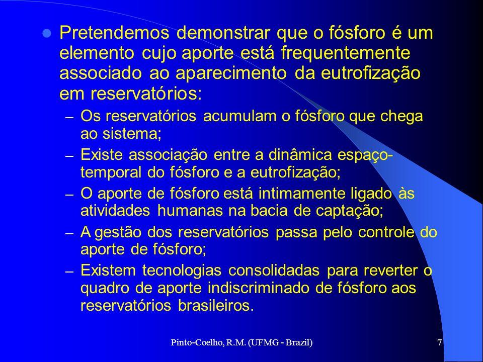 Pinto-Coelho, R.M. (UFMG - Brazil)