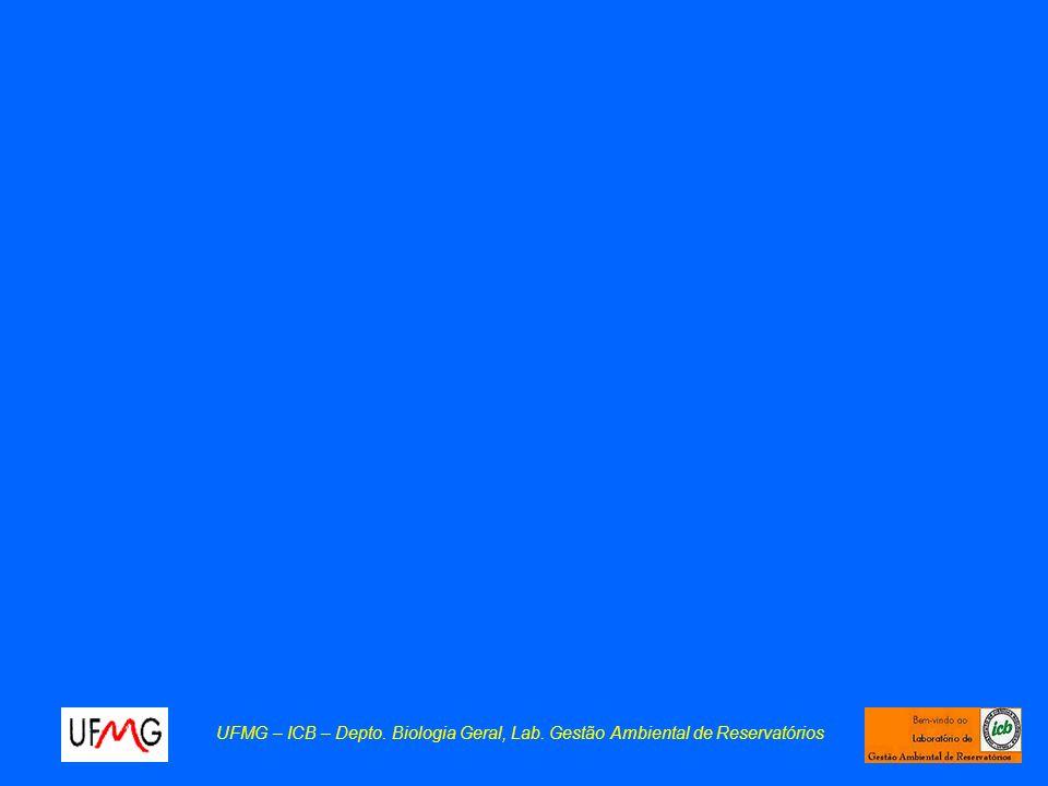 UFMG – ICB – Depto. Biologia Geral, Lab