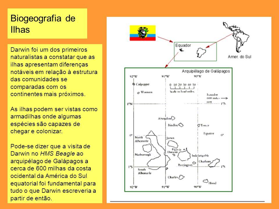 Biogeografia de Ilhas