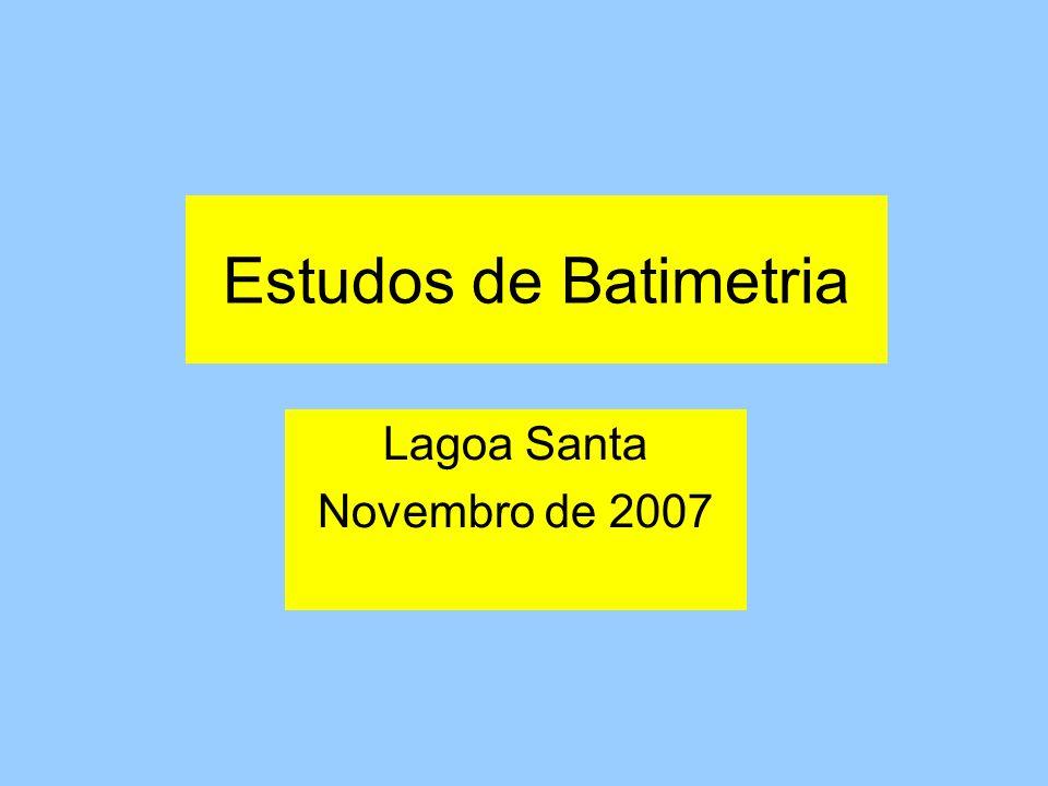 Lagoa Santa Novembro de 2007