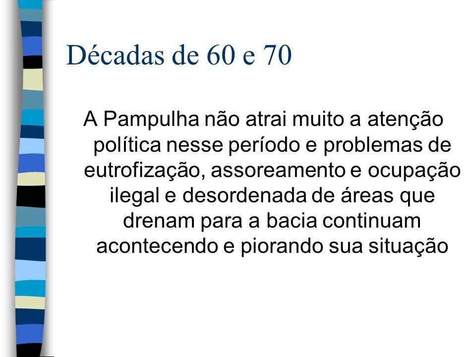 Décadas de 60 e 70