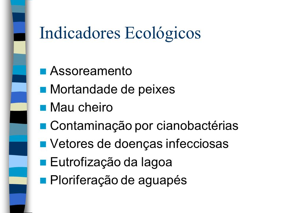 Indicadores Ecológicos