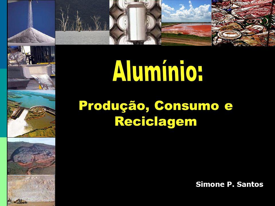 Produção, Consumo e Reciclagem