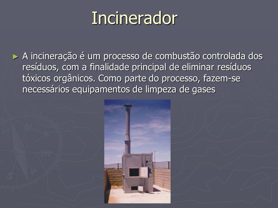 Incinerador