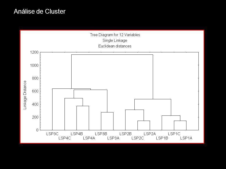 Análise de Cluster