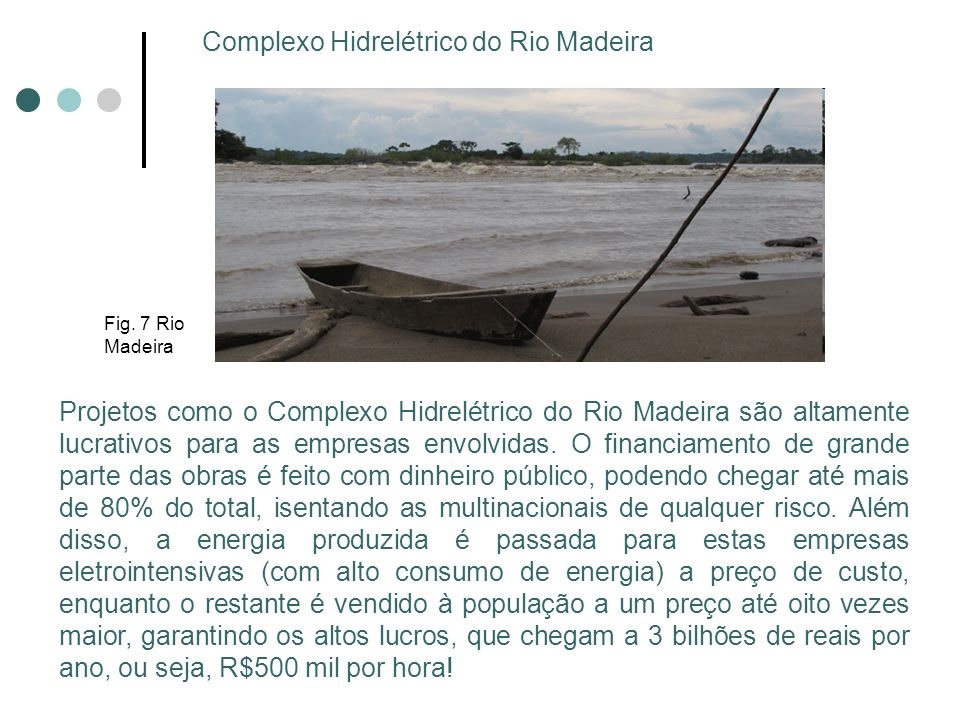 Complexo Hidrelétrico do Rio Madeira