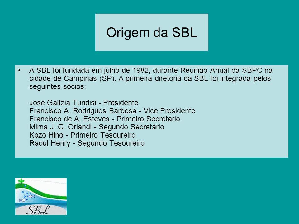 Origem da SBL