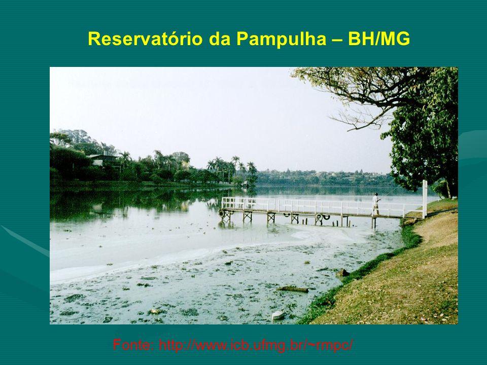 Reservatório da Pampulha – BH/MG