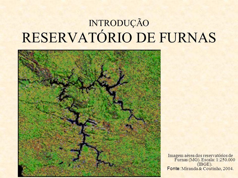 INTRODUÇÃO RESERVATÓRIO DE FURNAS