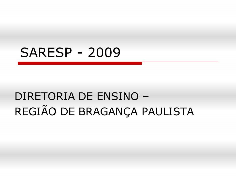 DIRETORIA DE ENSINO – REGIÃO DE BRAGANÇA PAULISTA