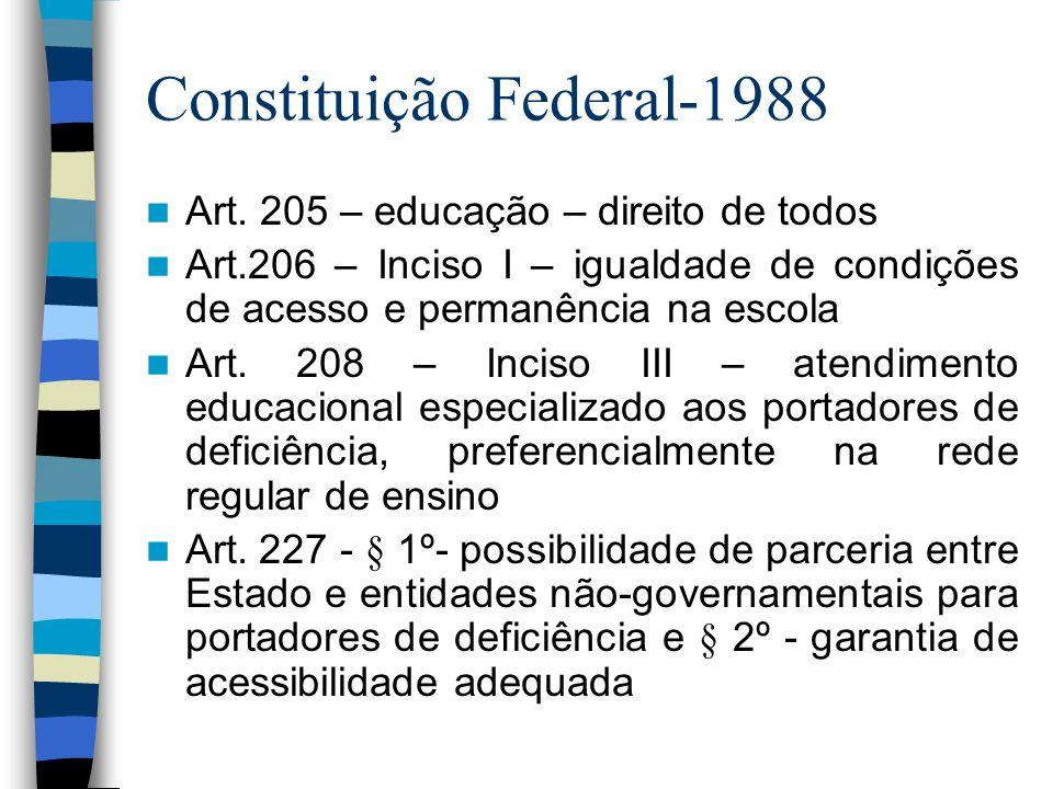 Constituição Federal-1988