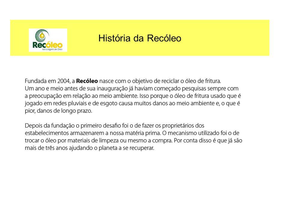 História da Recóleo
