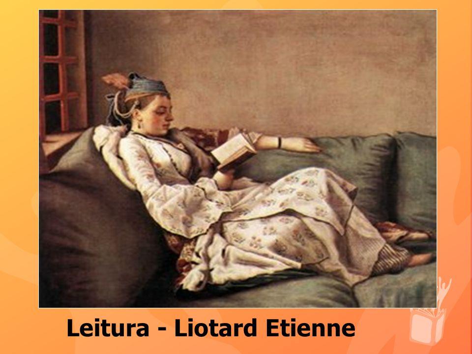 Leitura - Liotard Etienne
