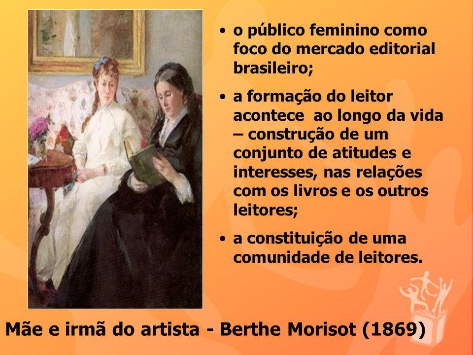 Mãe e irmã do artista - Berthe Morisot (1869)
