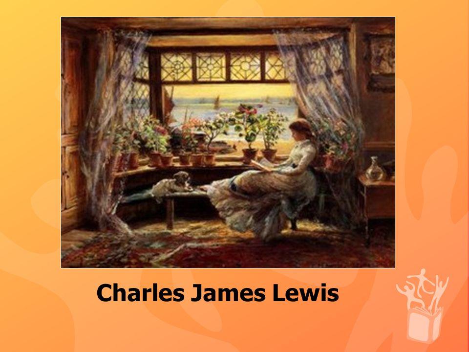 Charles James Lewis Charles James Lewis
