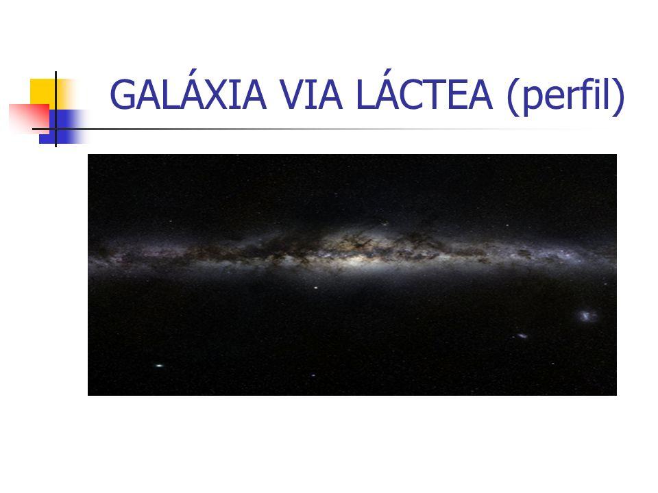 GALÁXIA VIA LÁCTEA (perfil)