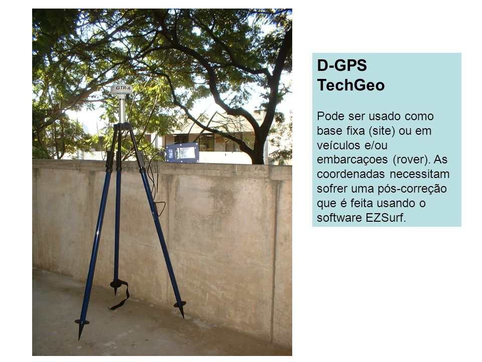 D-GPS TechGeo.
