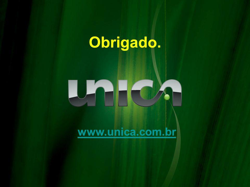 Obrigado. www.unica.com.br