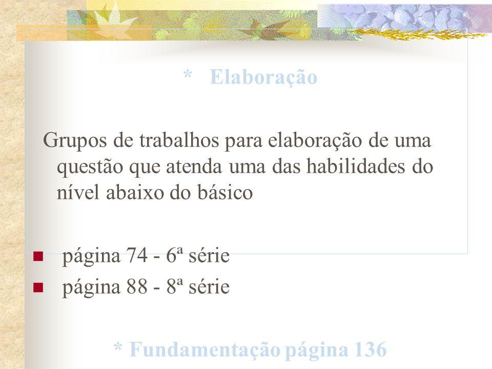 * Fundamentação página 136