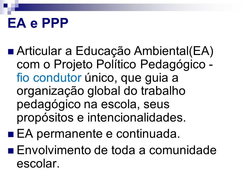 EA e PPP