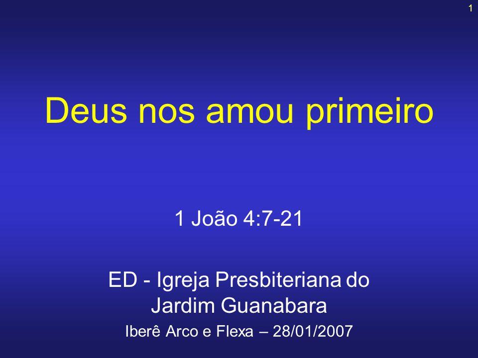 ED - Igreja Presbiteriana do Jardim Guanabara