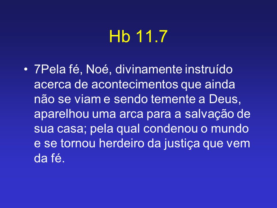 Hb 11.7