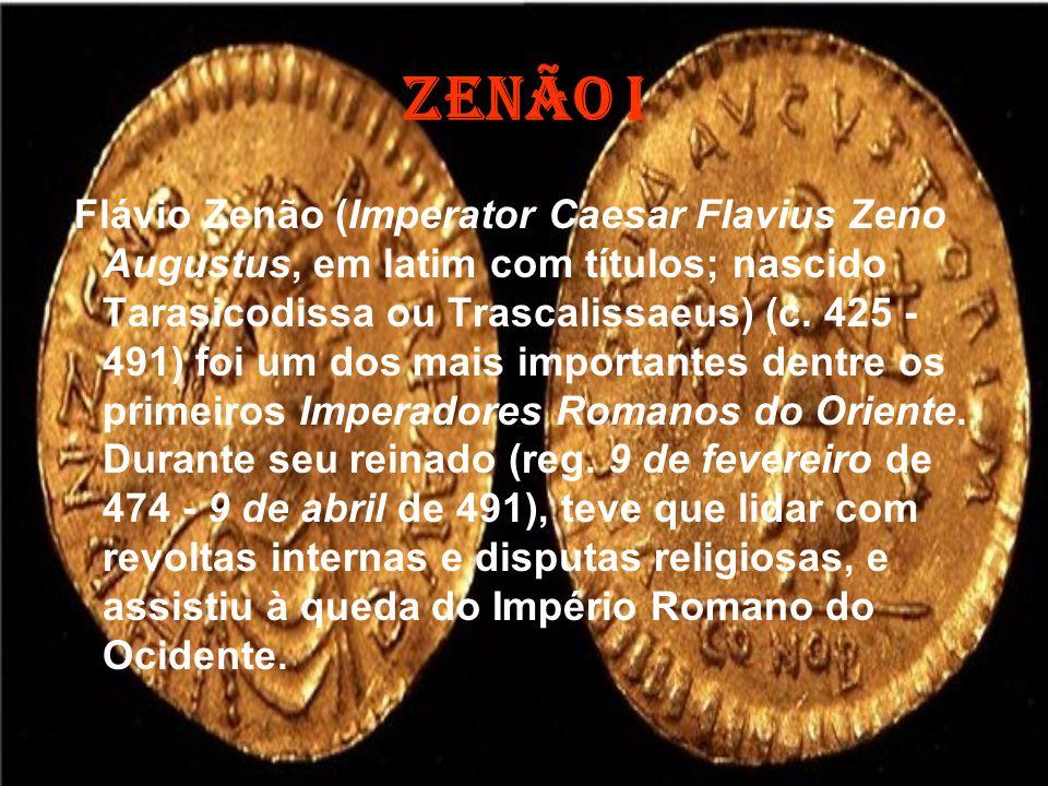 Zenão i
