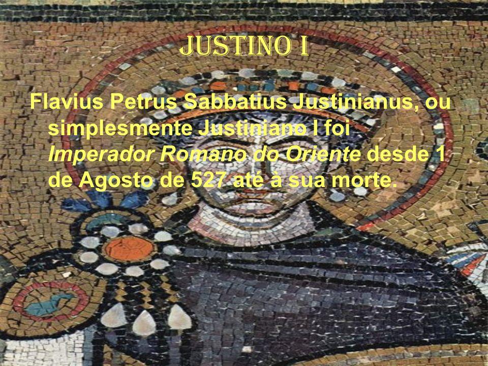 Justino I